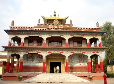 Tibetan Temple