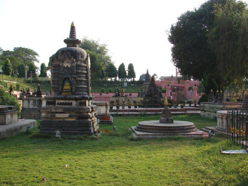 Mahabodhi Temple Gardens