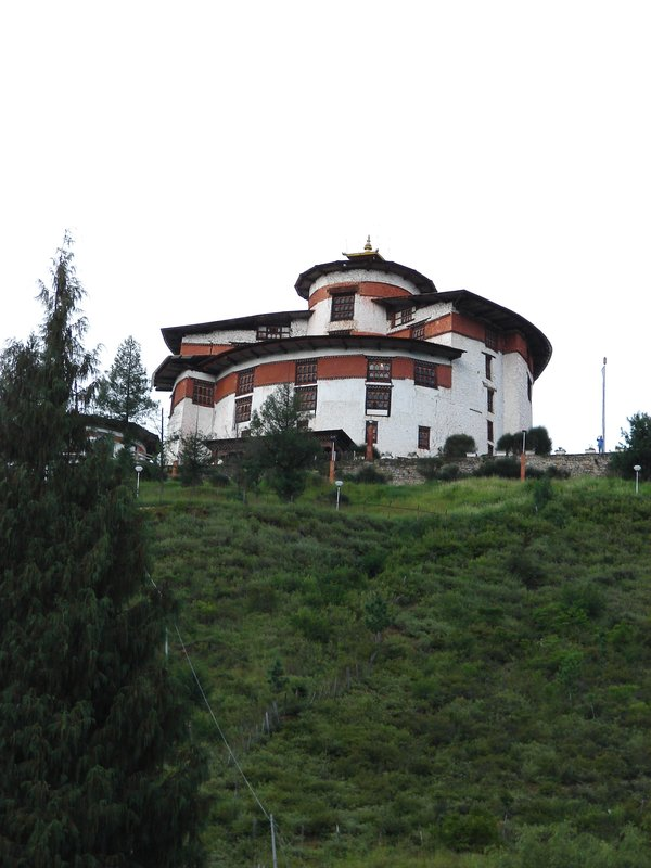The National Museum of Bhutan, Paro