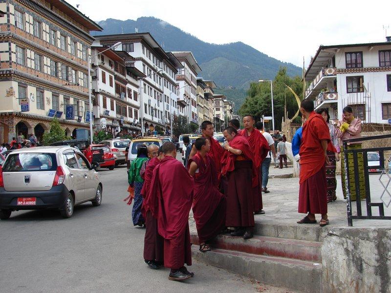 Thimphu street 5