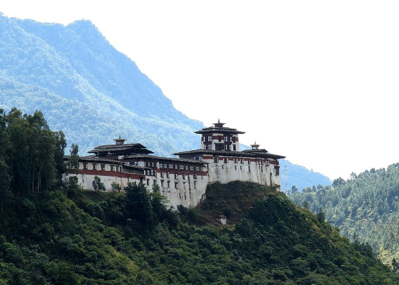 Wangdue Dzong
