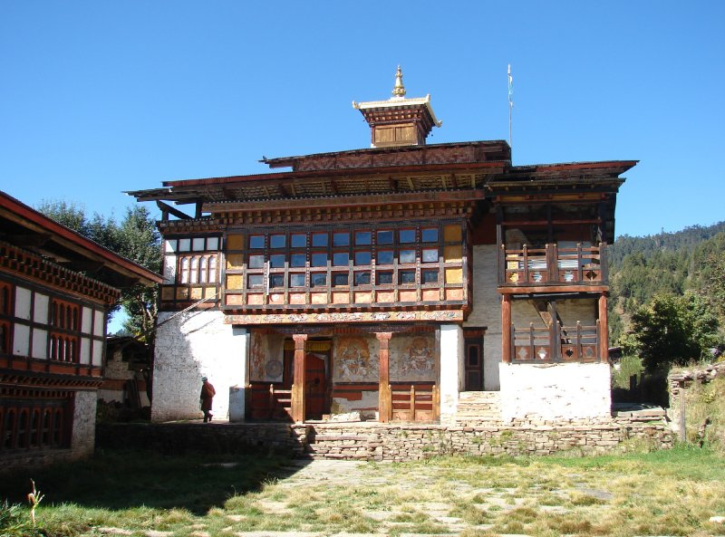 Shingkhar village Lhakhang (temple)