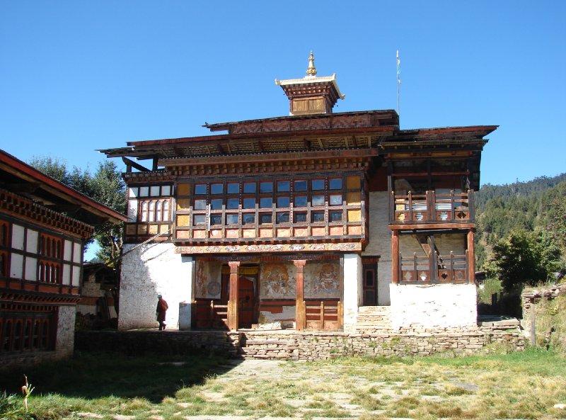 Shingkhar village Lhakhang (temple)