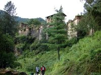 Ruins of Drukgyel Dzong