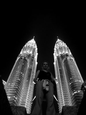 KL|Petronas Towers