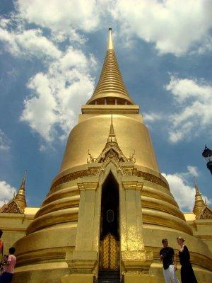 stupa in grand palace