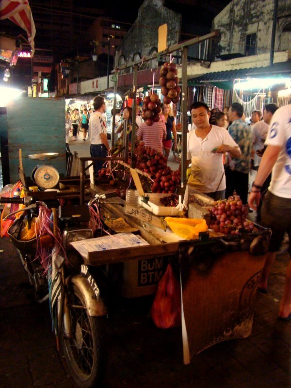 Markets of KL
