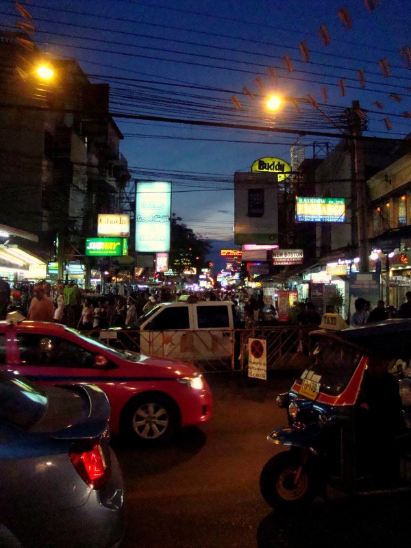 Notorious Kao San Road