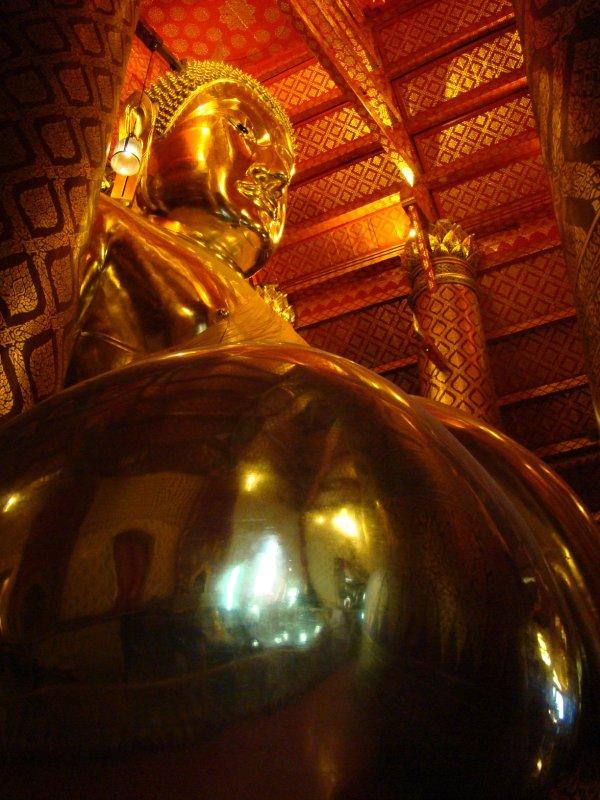 giant sited buddha