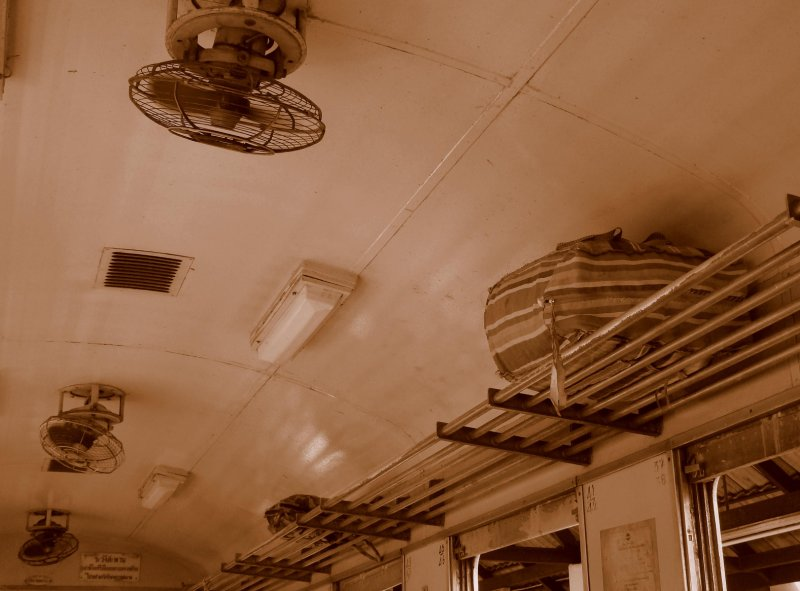 """""""air conditioning"""" in third class"""