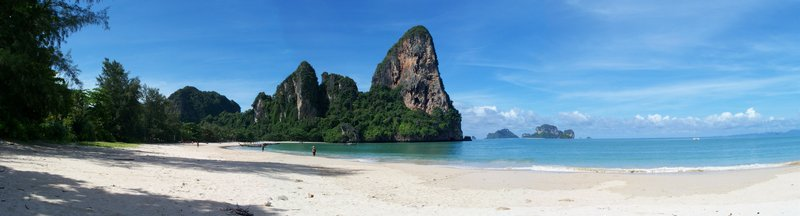 Railay West Beach, Krabi