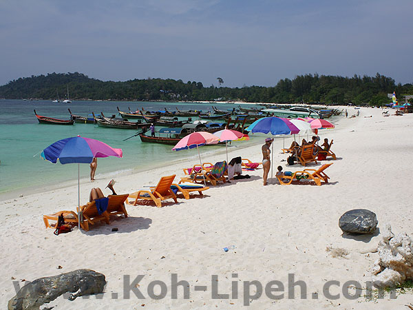 Pattaya beach Koh Lipe