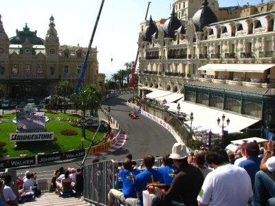 monaco f1 2009. Monte-Carlo F1 GP 2009