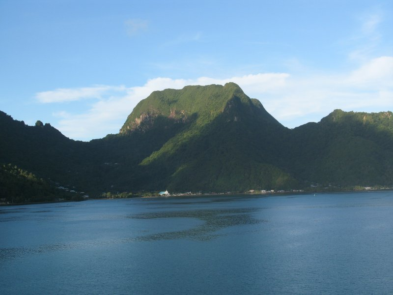 Pago Pago harbour