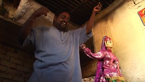 gypsy puppet master in Jaipur