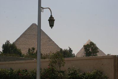 Pyramids in the City Line