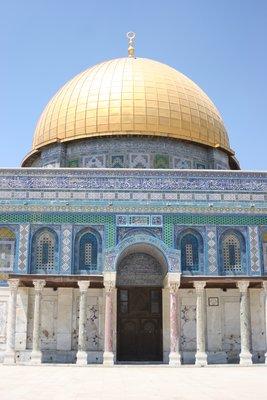 El-Aqsa Mosque- Jerusalem, Israel