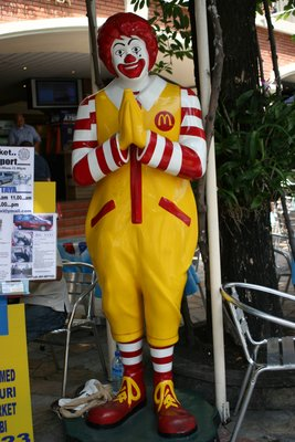 Mc donalds Bangkok