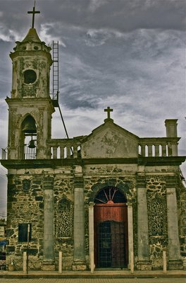 Cathedral in San Blas