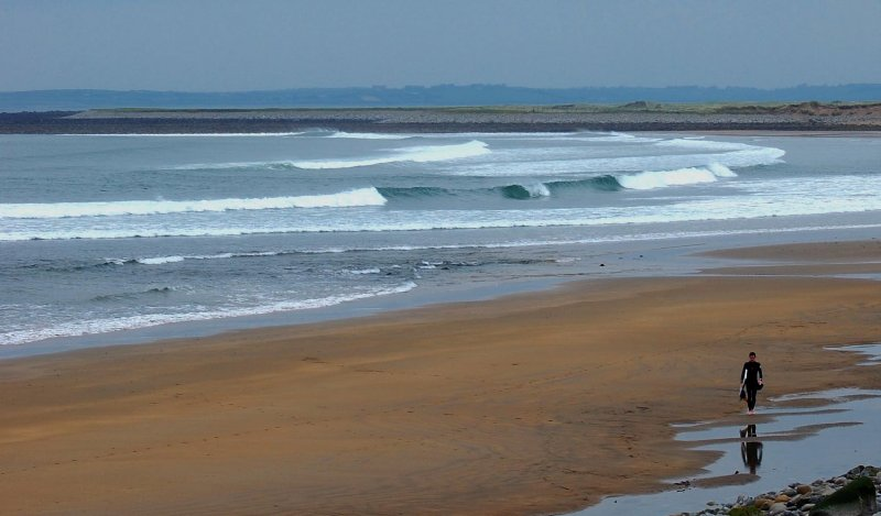 Ireland's Answer to Surfer's Paradise