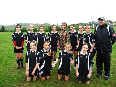 Bronte-soccer-team