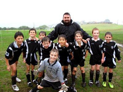Jack-soccer-team