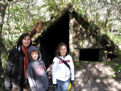 Rotorua Buried Village