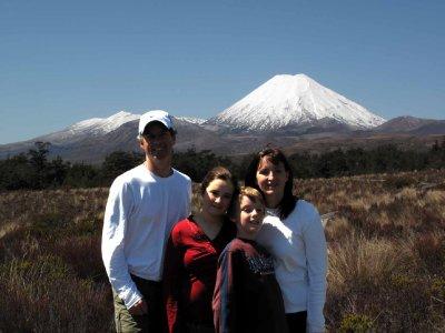 Tongariro Cronsberry Family Silica Rapids