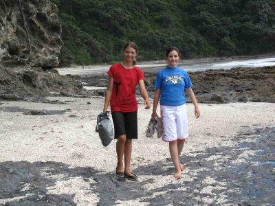 Whakatane Bronte & Sarah