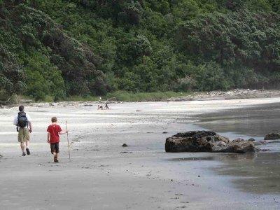 Whakatane Tim & Jack at Otararwairere