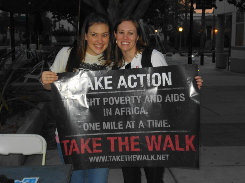 Take the Walk Charity Event