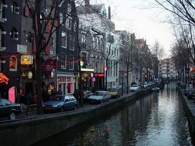 Redlight District, Amsterdan