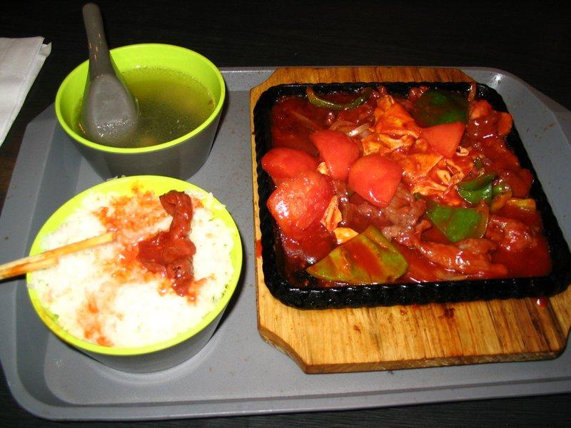 Megabite meal