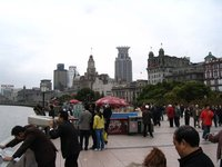 The busy Bund
