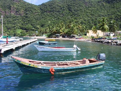 Soufriere Yacht Club