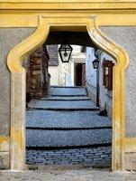 A Doorway in Durnstein