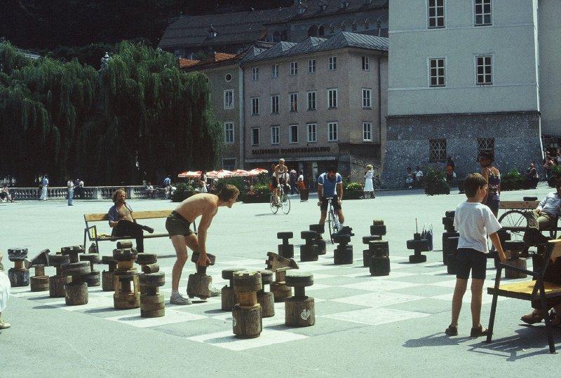 Salzberg, Austria Chess