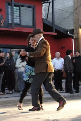 Street Milonga in El Bolsn