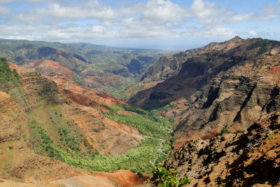 Waimea Canyon, Kauai