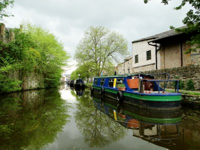 Leeds and Liverpool Canal 2