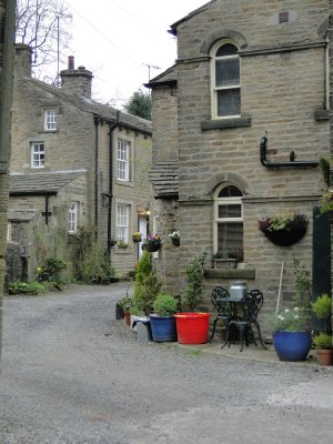 Lothersdale, Chirs' childhood town