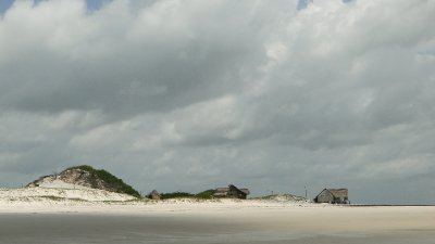 Praia da Princesa, Algodoal