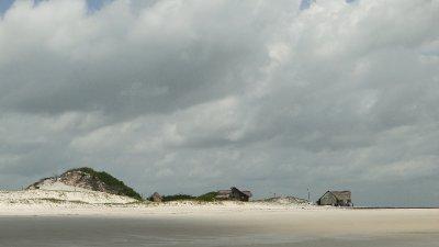 Praia da Princesa, Algodoal