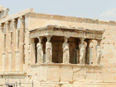 Athena's temple, Acropolis
