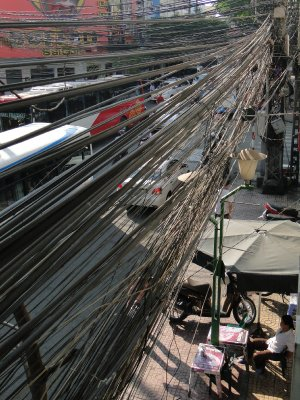 Wires of Saigon