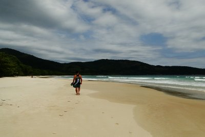 Walking in paradise, Lopes Mendes
