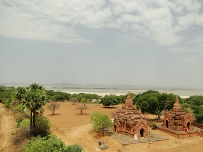 Ayeyarwady River, Bagan