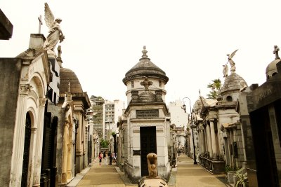 Recoleta Cementery