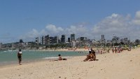 Sunbathing in Natal
