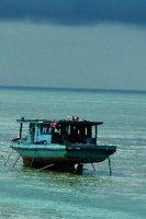Gypsy home, Mabul Island